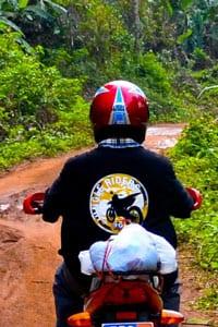 GAP Jungle Rider on Trail