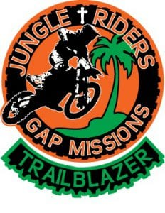 Jungle Riders Trailblazer Patch