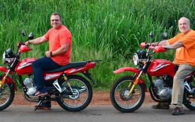 Jungle Riders Update – April 2015