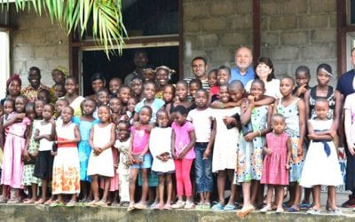 Ministry Update – April 2015