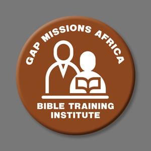 Bible Institute Ministry Badge