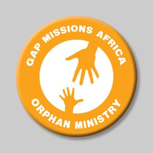 Orphan Ministry Badge