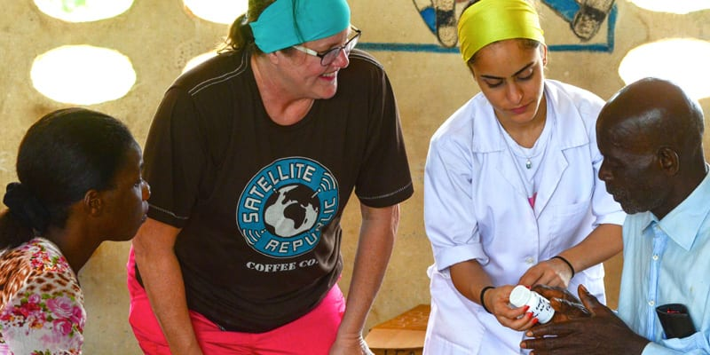 GAP Africa Medical Missions Trip 2014